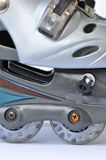 Rollerblade stock foto's