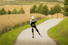 Rollerblades #1 Royalty Free Stock Images