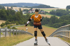 Rollerblades #4 Stock Image