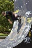 Rollerblades skater Stock Photo