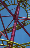 Rollercoaster 2 Stock Photo