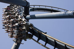 Rollercoaster [2] Royalty Free Stock Photo