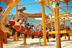 Free Rollercoaster Royalty Free Stock Images - 26906319