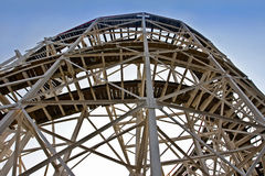 rollercoaster Στοκ εικόνες με δικαίωμα ελεύθερης χρήσης