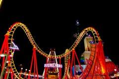 Rollercoaster Royaltyfri Bild