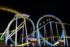 Rollercoaster Stock Photos