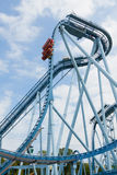 Rollercoaster Loops. Stock Images