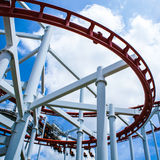 Rollercoaster Royalty Free Stock Images