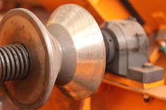 Rollers conic section Stock Images