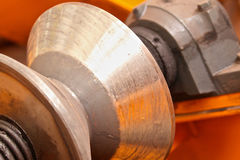 Rollers conic section Stock Photography