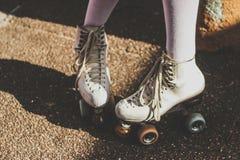 Rollerskate Imagen de archivo libre de regalías