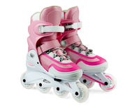 Rollerskates Stock Photography