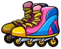 Rollerskates Royalty Free Stock Image