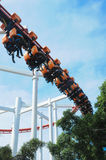 Rollet coaster Stock Images