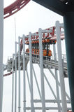 Rollet coaster Royalty Free Stock Photo