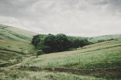 Rolling Countryside Hills Royalty Free Stock Image