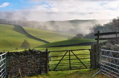 Rolling English Countryside Royalty Free Stock Photo