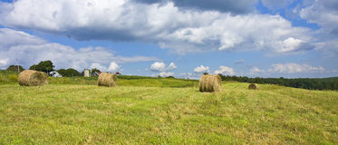 Rolling Farmland Royalty Free Stock Image