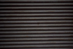 Rolling Garage Door Royalty Free Stock Photos