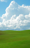 Rolling Green Hills Royalty Free Stock Image