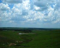 Rolling Hills stockbild
