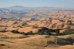 Rolling Hills in the East Bay Regional Parks, California Stock Photo