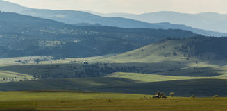 Rolling hills Royalty Free Stock Photos