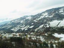 Rolling Hills in Italien Stockfotografie