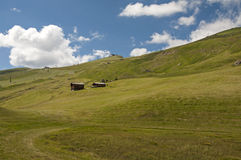 Rolling hills Stock Images