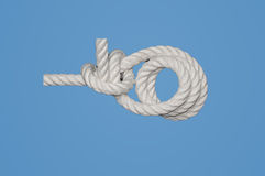 Rolling Hitch Royalty Free Stock Image