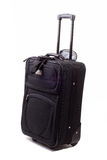 Rolling Luggage Royalty Free Stock Photography