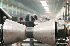 Rolling Mill Royalty Free Stock Image