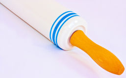 Rolling pin Royalty Free Stock Photo