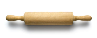 Rolling pin Royalty Free Stock Images