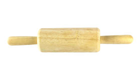 Rolling pin isolated Royalty Free Stock Photos
