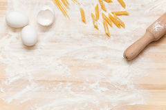 Rolling pin Stock Image