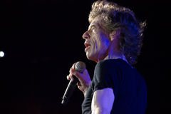 The Rolling Stones in Cuba Royalty-vrije Stock Afbeelding