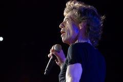 The Rolling Stones em Cuba Imagem de Stock Royalty Free