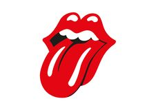 Free Rolling Stones Logo Royalty Free Stock Photography - 127380207