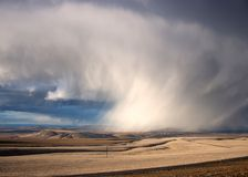 Rolling Storm Royalty Free Stock Photo