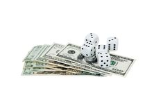 Free Rolling The Dice Royalty Free Stock Images - 8552149