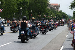Rolling Thunder 1 Stock Photos