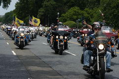 Rolling Thunder 2 Stock Photos