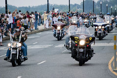 Rolling Thunder 2011, Washington, DC Royalty Free Stock Images