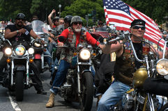 Rolling Thunder 8 Stock Images