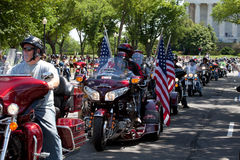Rolling Thunder Royalty Free Stock Photo