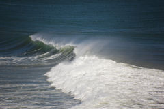 Rolling Waves Royalty Free Stock Images