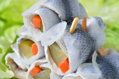 Rollmops Stock Image