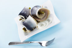 Rollmops Royalty Free Stock Photography