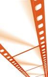 Rollo de película Ilustración del Vector